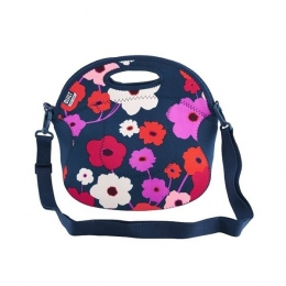 Термосумка Built Spicy Relish Lunch Tote Lush Flower, 33х28х18 см (LB12-LSH)